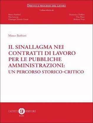 01 - Il sinallagma nei contratti di lavoro per le pubbliche amministrazioni: un percorso storico-critico