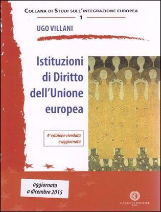 Immagine di 01 - Istituzioni di Diritto dell'Unione europea.