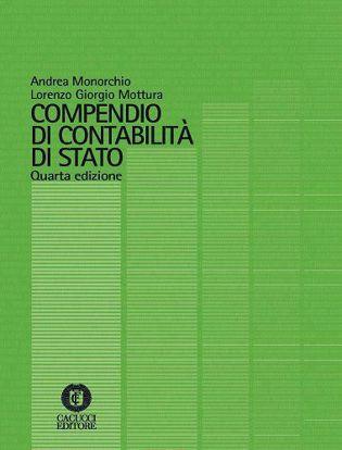 Immagine di Compendio di contabilità di stato.