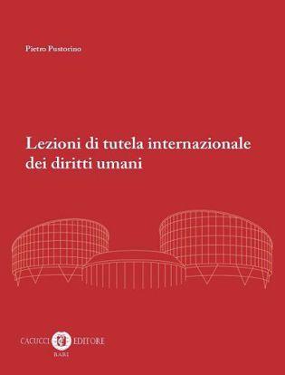 Immagine di Lezioni di tutela internazionale dei diritti umani