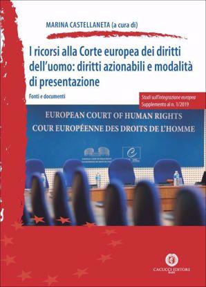 Immagine di I ricorsi alla Corte europea dei diritti dell'uomo: diritti azionabili e modalità di presentazione