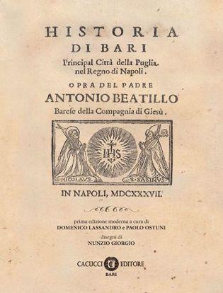 Immagine di Historia di Bari