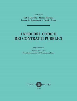 Immagine di I nodi del codice dei contratti pubblici