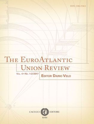 Immagine di The EuroAtlantic Union Review - Anno   IV, n.1-2