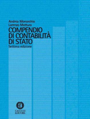 Immagine di Compendio di contabilità di stato