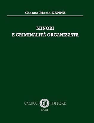 Immagine di Minori e criminalità organizzata