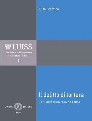 Immagine di 05 - Il delitto di tortura