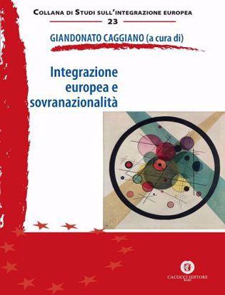 Immagine di 23 - Integrazione europea e sovranazionalità