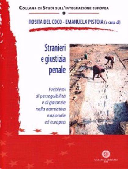 Immagine di 08 - Stranieri e giustizia penale