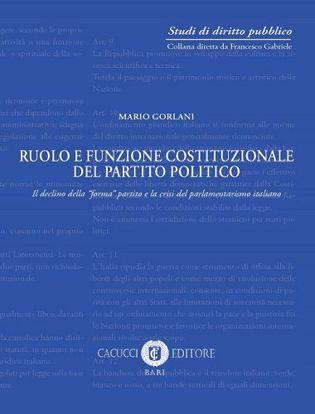 Immagine di 03 - Ruolo e funzione costituzionale del partito politico