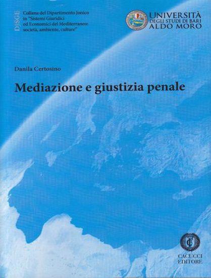 Immagine di 14 - Mediazione e giustizia penale