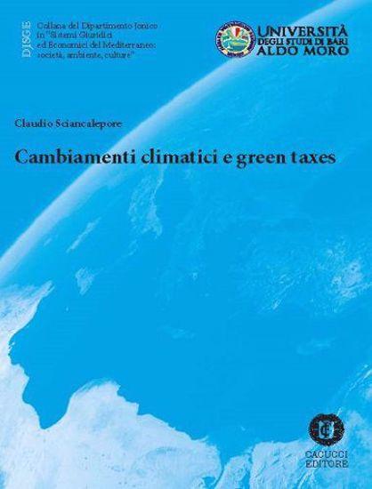 Immagine di 17 - Cambiamenti climatici e green taxes