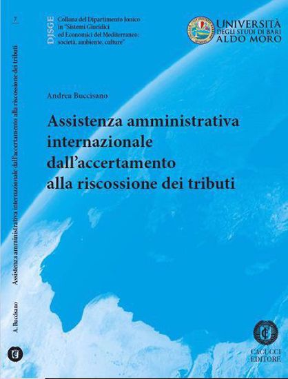 Immagine di 07 - Assistenza amministrativa internazionale dall'accertamento alla riscossione dei tributi.