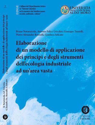 Immagine di 03 - Elaborazione di un modello di applicazione dei principi e degli strumenti dell'economia industriale ad un'area vasta