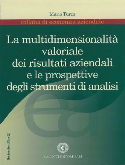 Immagine di 28 - La multidimensionalità valoriale dei risultati aziendali e le prospettive degli strumenti di analisi