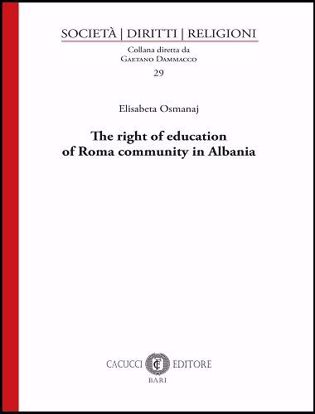 Immagine di The right of education   of Roma community in Albania