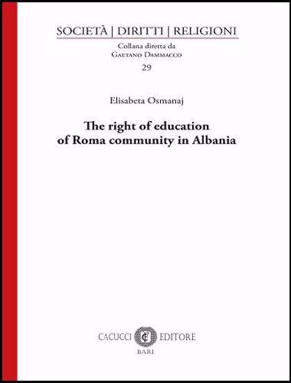 Immagine di The right of education   of Roma community in Albania