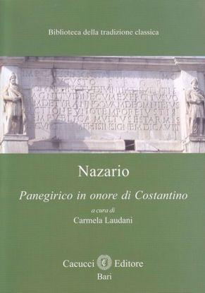 Immagine di 12) Nazario. Panegirico in onore di Costantino