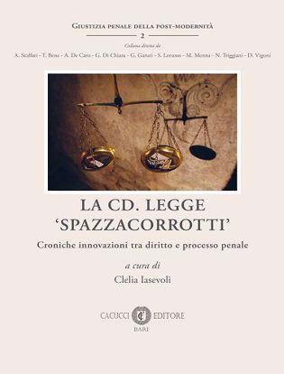 Immagine di 2 - La cd. Legge 'spazzacorrotti'