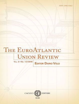 Immagine di The EuroAtlantic Union Review - Anno   V