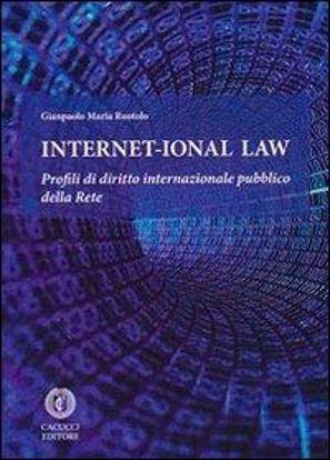 Immagine di Internet-ional law.