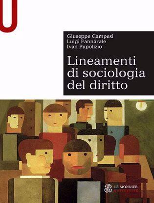 Immagine di Lineamenti di sociologia del diritto