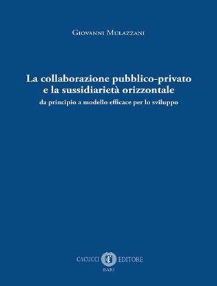 Immagine di La collaborazione pubblico-privato e la sussidiarietà orizzontale