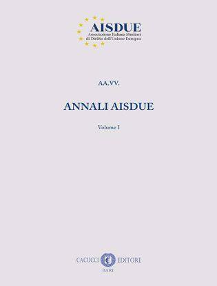 Immagine di Annali AISDUE
