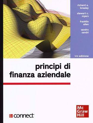 Immagine di Principi di finanza aziendale. Con Connect