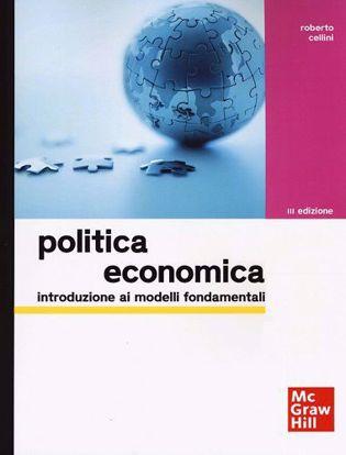 Immagine di Politica economica. Introduzione ai modelli fondamentali