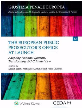 Immagine di The european public prosecutor's office at launch.