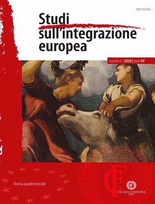 Immagine di Studi sull'integrazione europea - Anno XV, n.2- maggio/agosto 2020