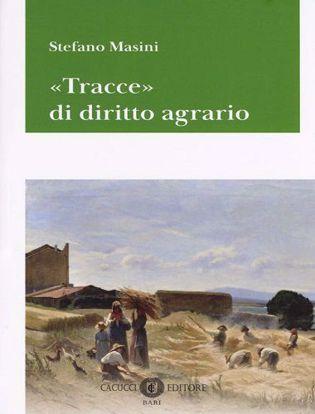 Immagine di «Tracce» di diritto agrario