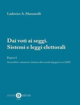 Immagine di Dai voti ai seggi. Sistemi e leggi elettorali