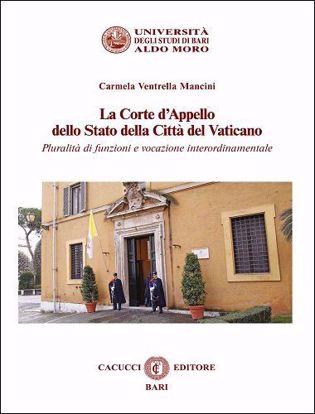Immagine di La Corte d'Appello dello Stato della Città del Vaticano