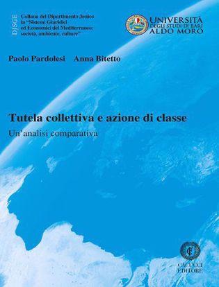 Immagine di 47 - Tutela collettiva e azione di classe
