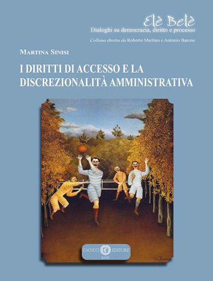 Immagine di 8 - I diritti di accesso e la discrezionalità amministrativa