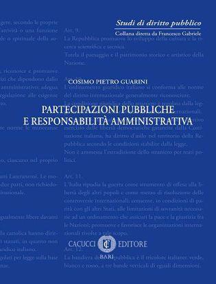 Immagine di 11 - Partecipazioni pubbliche e responsabilità amministrativa