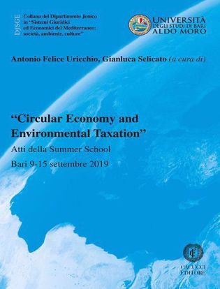 "Immagine di 49 - ""Circular Economy and Environmental Taxation"""