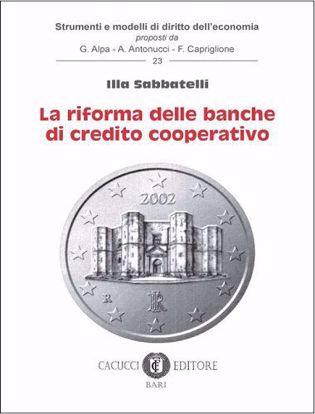Immagine di 23 - La riforma delle banche di credito cooperativo