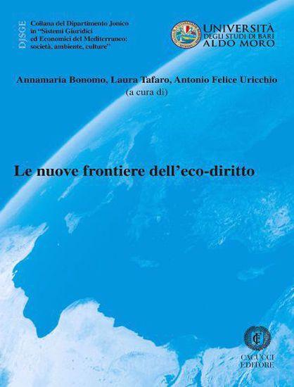 Immagine di 52 - Le nuove frontiere dell'eco-diritto