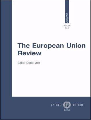 Immagine di 26 - The European Union Review - June 2021
