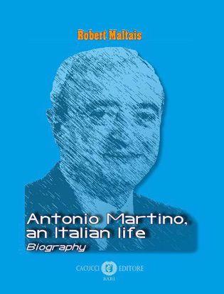 Immagine di Antonio Martino, an Italian life Biography
